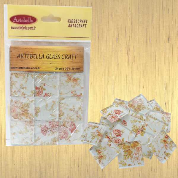 artebella glass craft cam mozaik gc16 594393 14 B -Artebella Art & Craft Hobi ve Sanat Ürünleri