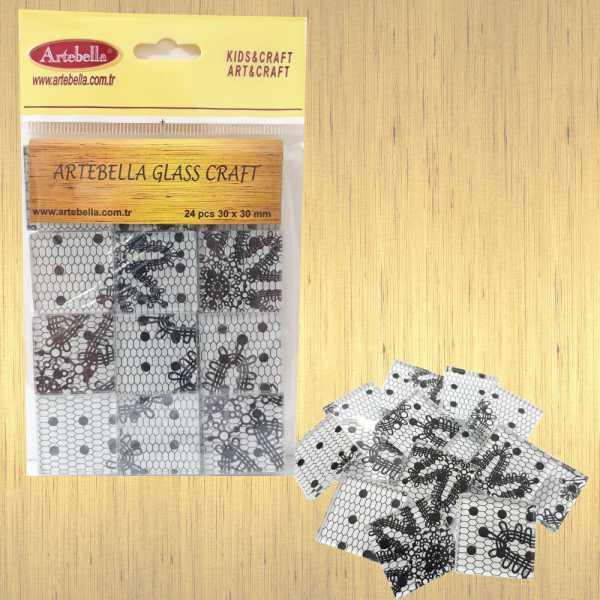 artebella glass craft cam mozaik gc20 594389 14 B -Artebella Art & Craft Hobi ve Sanat Ürünleri