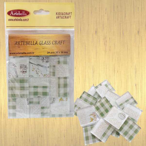 artebella glass craft cam mozaik gc21 594388 14 B