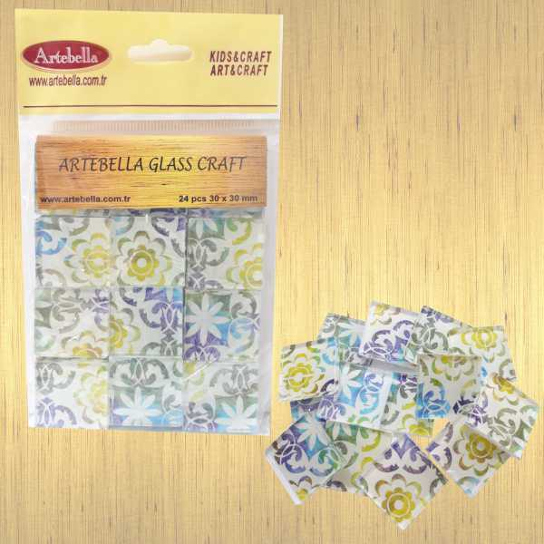 artebella glass craft cam mozaik gc22 594387 14 B -Artebella Art & Craft Hobi ve Sanat Ürünleri