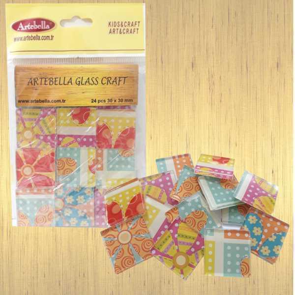 artebella glass craft cam mozaik gc23 594386 14 B