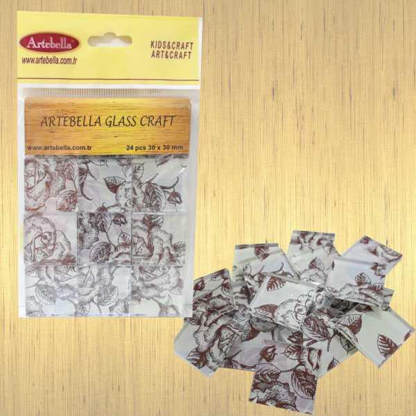 artebella glass craft cam mozaik gc29 606039 14 B -Artebella Art & Craft Hobi ve Sanat Ürünleri