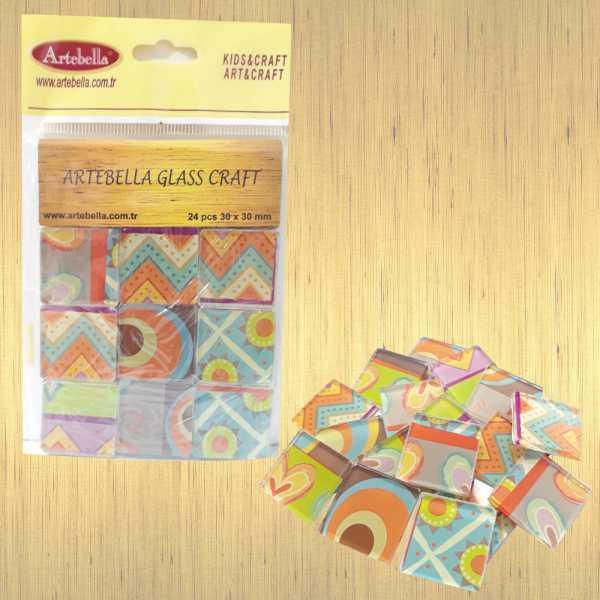 artebella glass craft cam mozaik gc30 594380 14 B