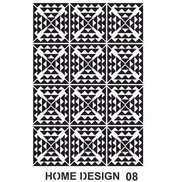 artebella home design stencil 35x50 cm hds07 597364 14 B -Artebella Art & Craft Hobi ve Sanat Ürünleri