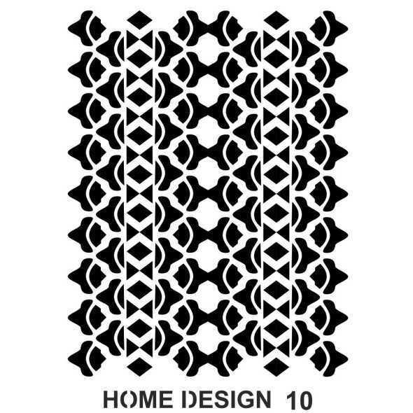 artebella home design stencil 35x50 cm hds09 597368 14 B -Artebella Art & Craft Hobi ve Sanat Ürünleri