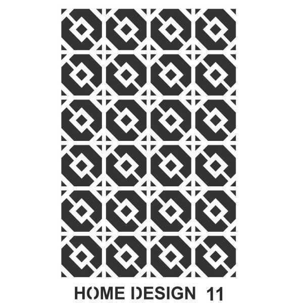 artebella home design stencil 35x50 cm hds10 597370 14 B -Artebella Art & Craft Hobi ve Sanat Ürünleri