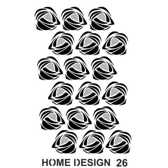 artebella home design stencil 35x50 cm hds25 512673 14 B