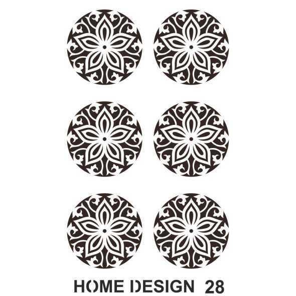artebella home design stencil 35x50 cm hds27 597396 14 B