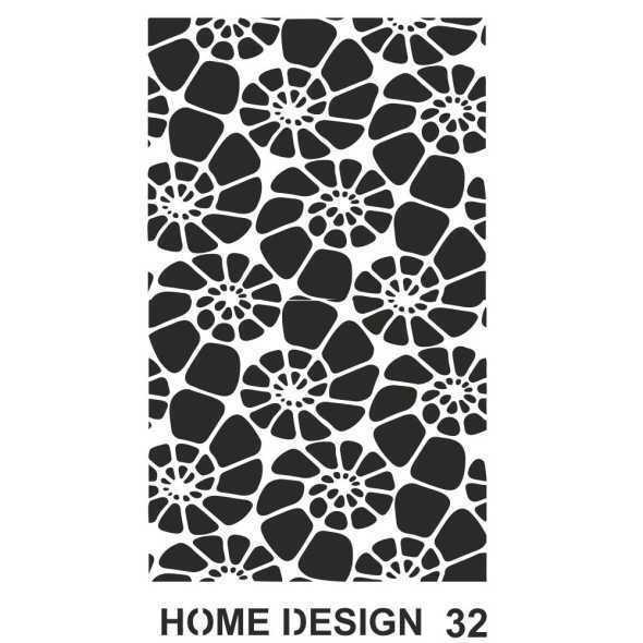artebella home design stencil 35x50 cm hds31 597404 14 B -Artebella Art & Craft Hobi ve Sanat Ürünleri