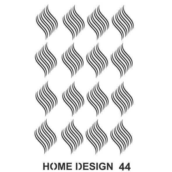 artebella home design stencil 35x50 cm hds43 597426 14 B -Artebella Art & Craft Hobi ve Sanat Ürünleri
