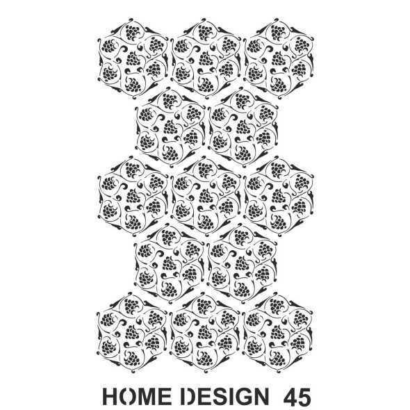 artebella home design stencil 35x50 cm hds44 597428 14 B