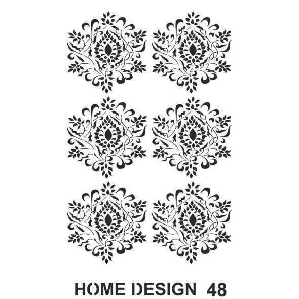 artebella home design stencil 35x50 cm hds47 597435 14 B