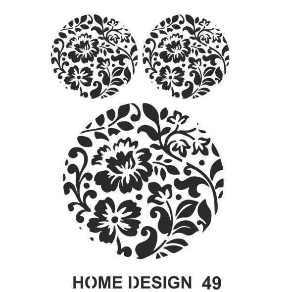 artebella home design stencil 35x50 cm hds48 597437 14 B