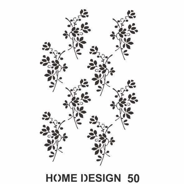 artebella home design stencil 35x50 cm hds49 597439 14 B -Artebella Art & Craft Hobi ve Sanat Ürünleri