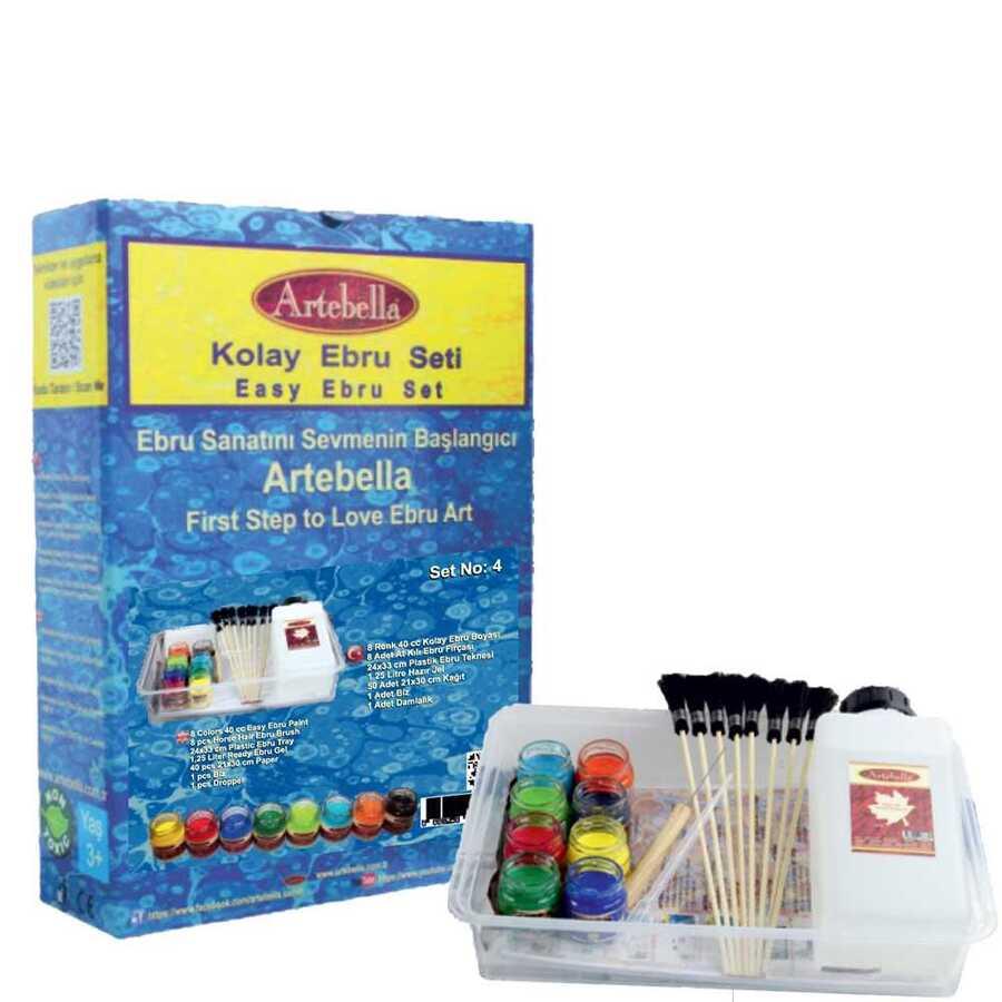 artebella kolay ebru seti no4 598600 34 B