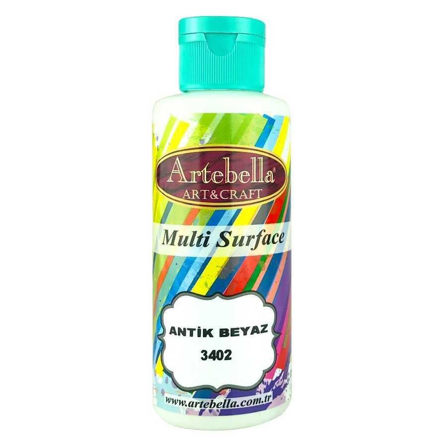 artebella multi surface 130cc antik beyaz 3402 610037 13 B -Artebella Art & Craft Hobi ve Sanat Ürünleri