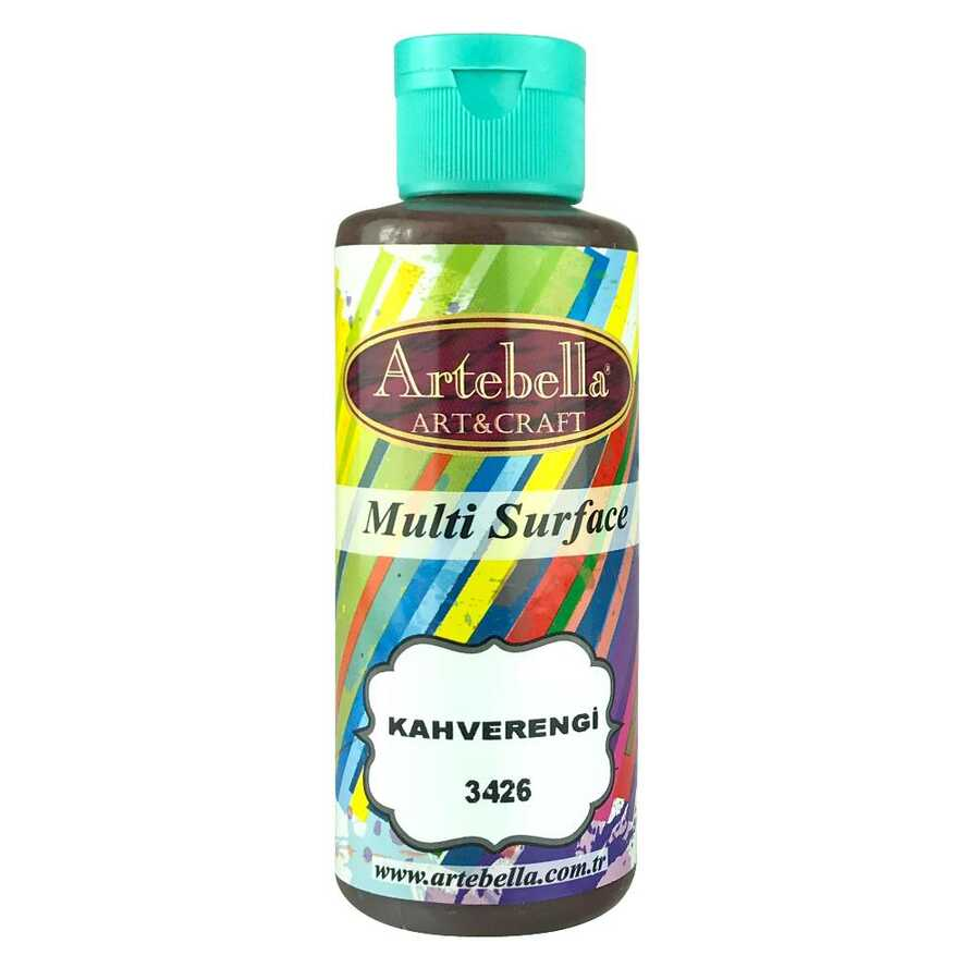artebella multi surface 130cc kahve 3426 597697 13 B
