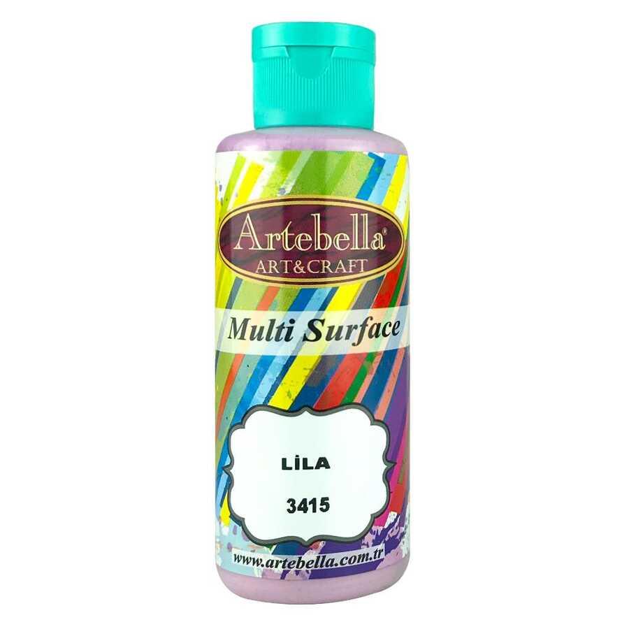 artebella multi surface 130cc lila 3415 597715 13 B -Artebella Art & Craft Hobi ve Sanat Ürünleri