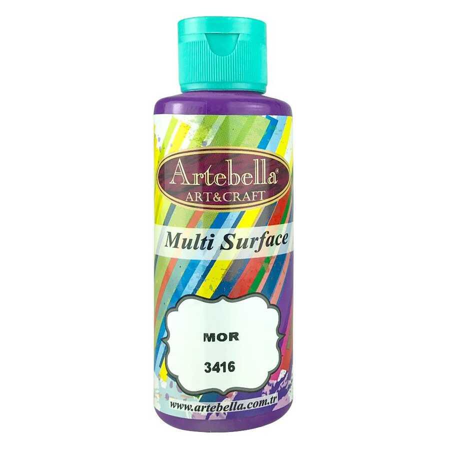 artebella multi surface 130cc mor 3416 597713 13 B -Artebella Art & Craft Hobi ve Sanat Ürünleri