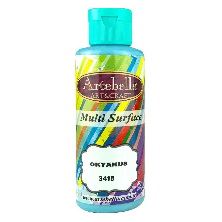 artebella multi surface 130cc okyanus 3418 597709 13 B -Artebella Art & Craft Hobi ve Sanat Ürünleri