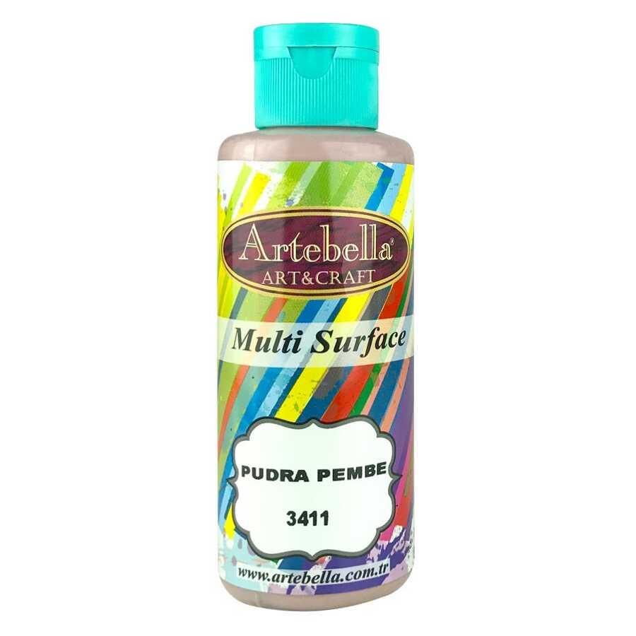 artebella multi surface 130cc pudra pembe 3411 597723 13 B -Artebella Art & Craft Hobi ve Sanat Ürünleri