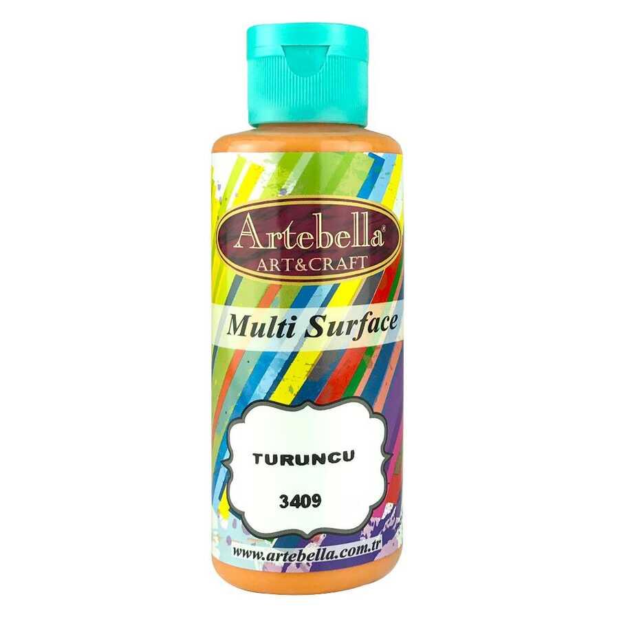 artebella multi surface 130cc turuncu 3409 597727 13 B -Artebella Art & Craft Hobi ve Sanat Ürünleri