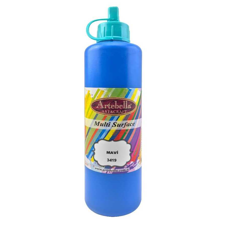 artebella multi surface 500cc mavi 3419 597671 13 B