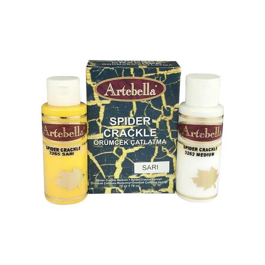 artebella orumcek catlatma 3265 sari 70 cc medium 70 cc vernik 598550 20 B
