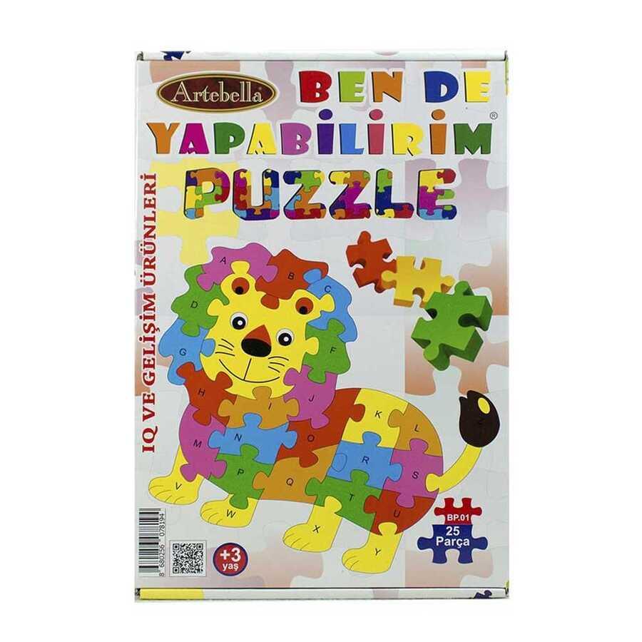 artebella ozel puzzle seti bp 01 610137 14 B -Artebella Art & Craft Hobi ve Sanat Ürünleri