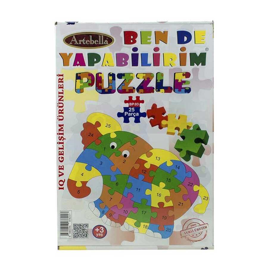 artebella ozel puzzle seti bp 03 610145 14 B -Artebella Art & Craft Hobi ve Sanat Ürünleri