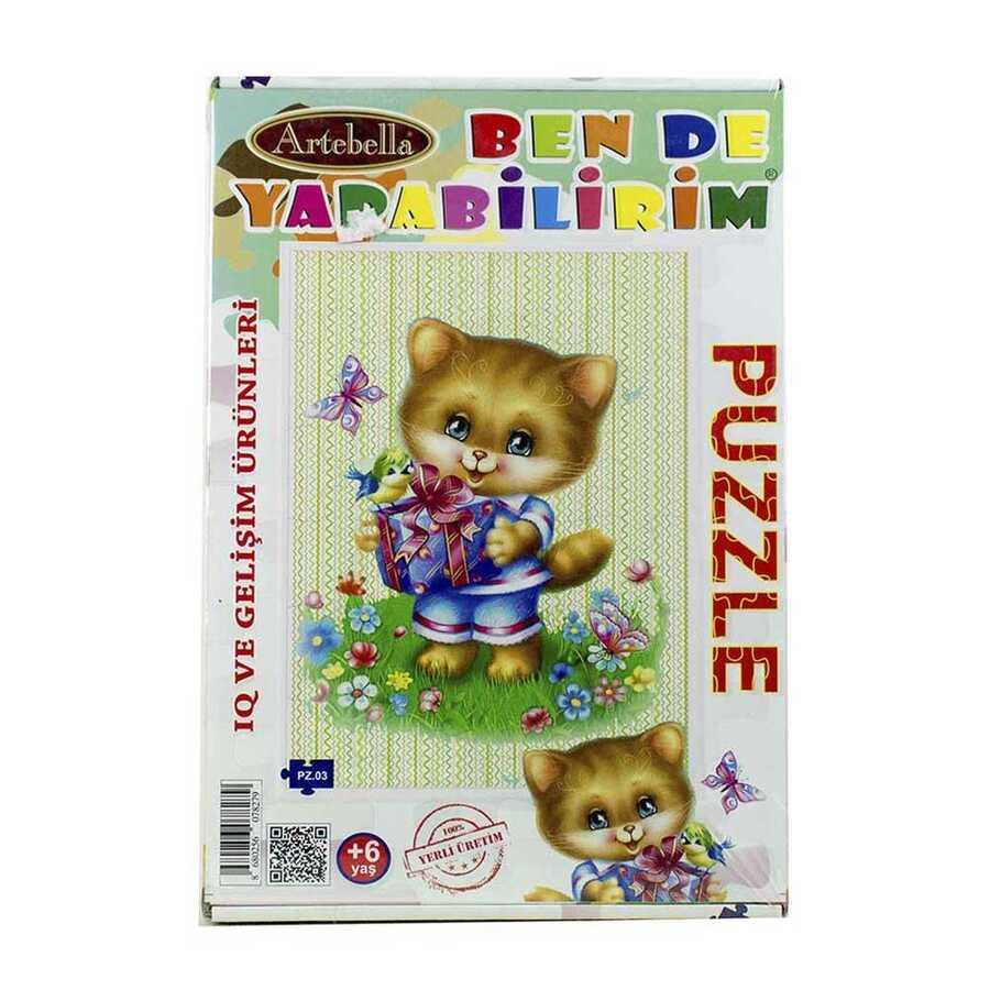 artebella puzzle seti pz 03 594621 14 B -Artebella Art & Craft Hobi ve Sanat Ürünleri