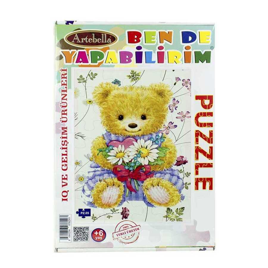 artebella puzzle seti pz 05 598450 14 B -Artebella Art & Craft Hobi ve Sanat Ürünleri
