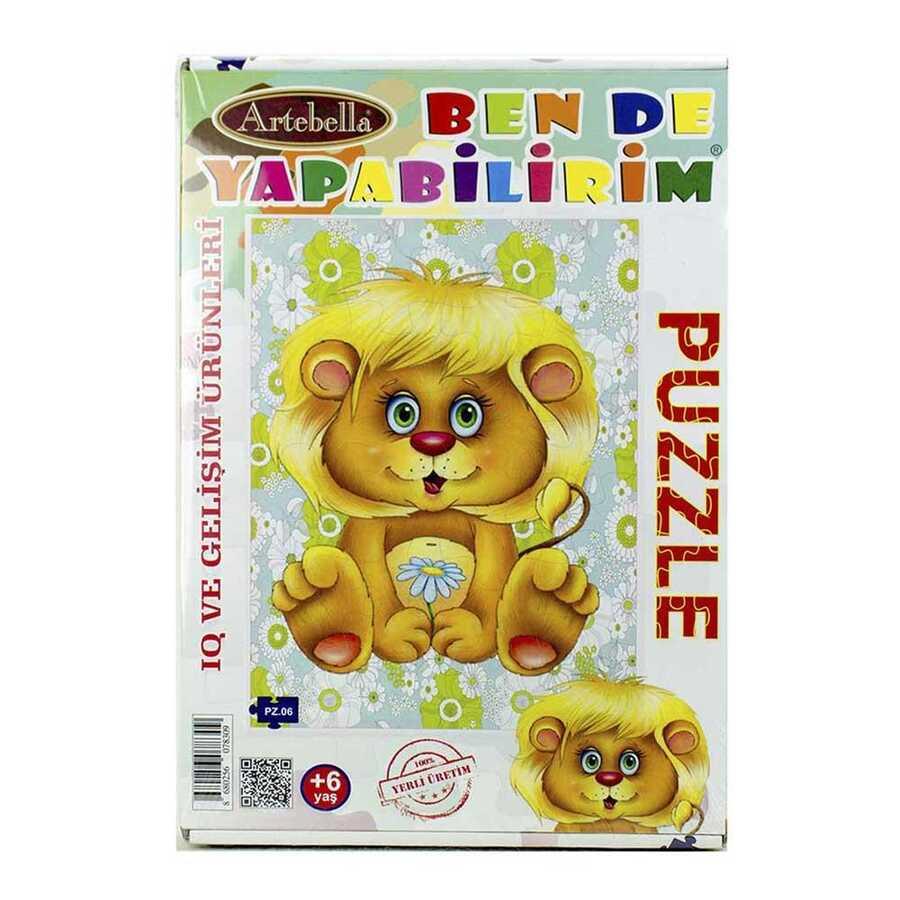 artebella puzzle seti pz 06 594625 14 B -Artebella Art & Craft Hobi ve Sanat Ürünleri