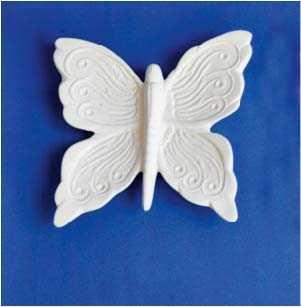 artebella seramik 126 kelebek biblo 13x13x2 cm 609076 14 B