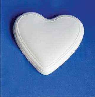 artebella seramik 389 kalp pano 205x225x4 cm 612421 14 B -Artebella Art & Craft Hobi ve Sanat Ürünleri