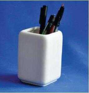 artebella seramik 491 kalemlik 7x7x10 cm 612416 14 B -Artebella Art & Craft Hobi ve Sanat Ürünleri