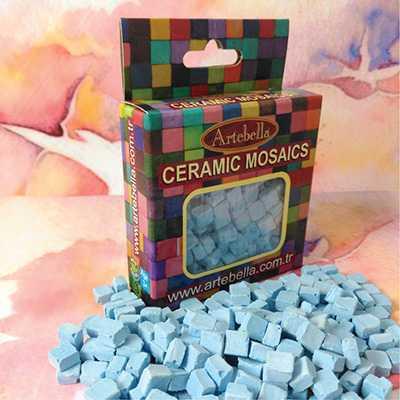 artebella seramik mozaik 6721 toprak sari 8x8 mm 609413 13 B -Artebella Art & Craft Hobi ve Sanat Ürünleri