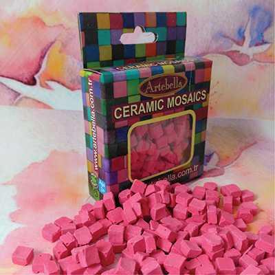 artebella seramik mozaik 6903 kirmizi 8x8 mm 609458 12 B -Artebella Art & Craft Hobi ve Sanat Ürünleri