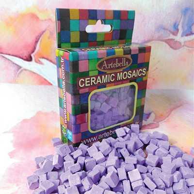 artebella seramik mozaik 6910 mor 8x8 mm 594378 12 B -Artebella Art & Craft Hobi ve Sanat Ürünleri
