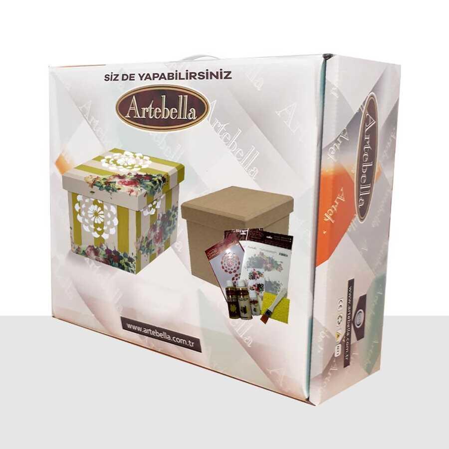 artebella sizde yapabilirsiniz seti tak takistir ahsap kutu sy078 612001 41 B