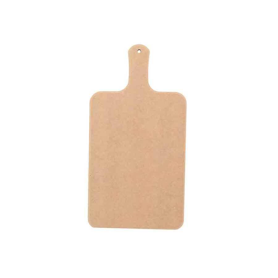 aslp005 artebella ahsap mdf ekmek kesme tahtasi 21x40cm 600105 14 B -Artebella Art & Craft Hobi ve Sanat Ürünleri