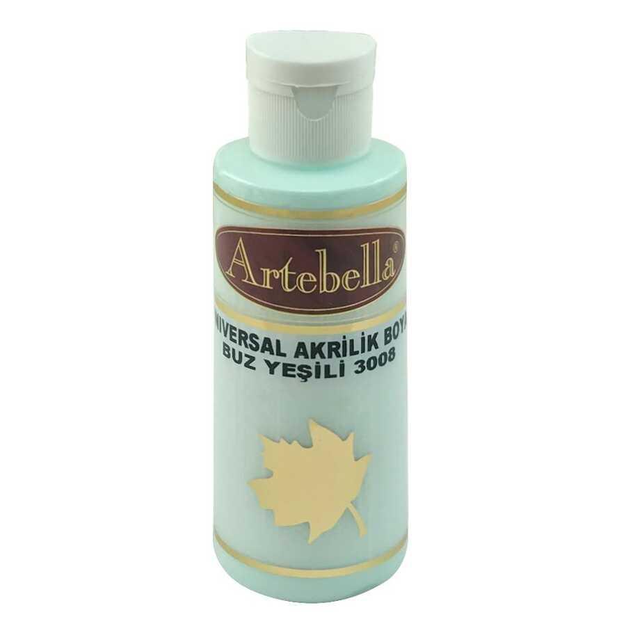 buz yesili boya 130 cc 597853 11 B -Artebella Art & Craft Hobi ve Sanat Ürünleri