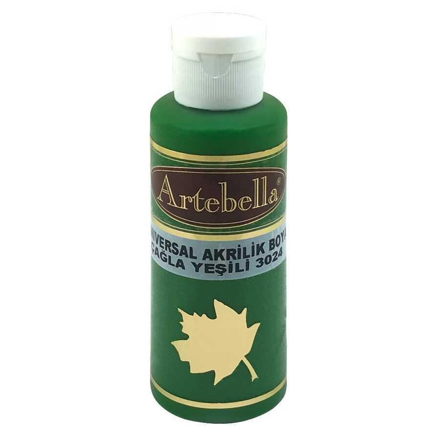 cagla yesili opak boya 130 cc 609141 10 B -Artebella Art & Craft Hobi ve Sanat Ürünleri
