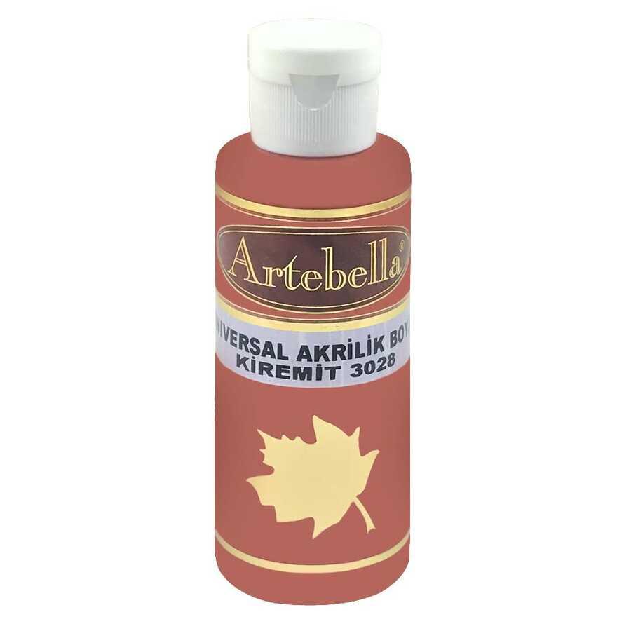 kiremit rengi opak boya 130 cc 607260 98 B -Artebella Art & Craft Hobi ve Sanat Ürünleri