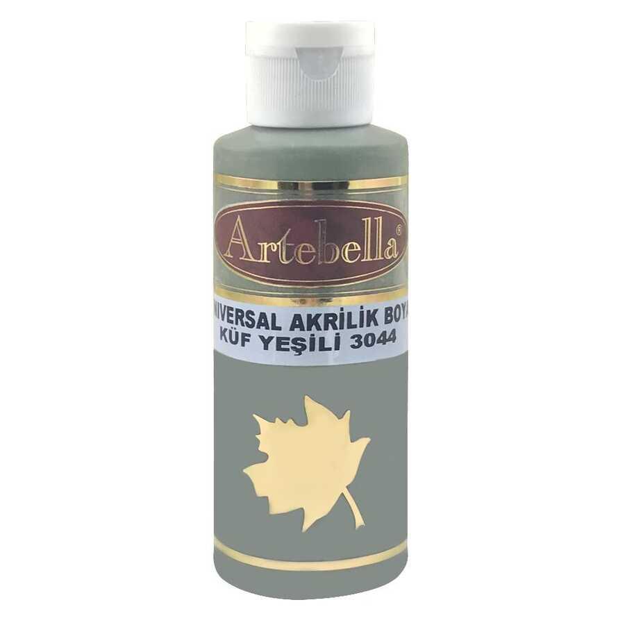 kuf yesili opak boya 130 cc 598460 85 B -Artebella Art & Craft Hobi ve Sanat Ürünleri