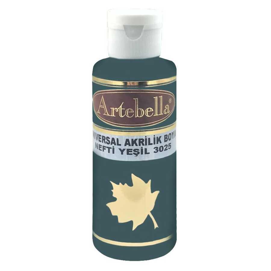 nefti yesili opak boya 130 cc 606894 10 B -Artebella Art & Craft Hobi ve Sanat Ürünleri