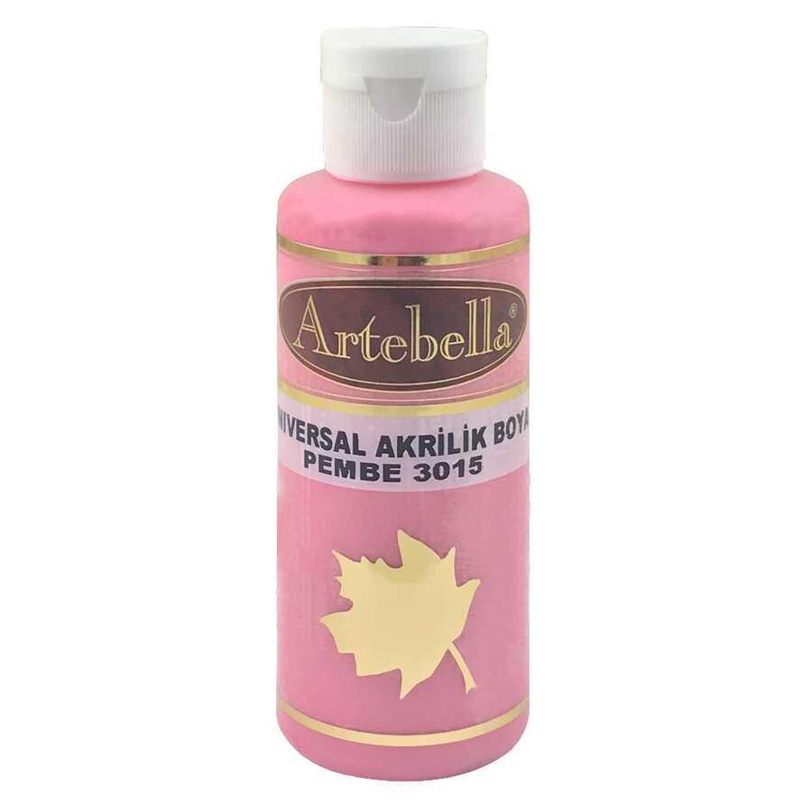 pembe opak boya 130 cc 612446 11 B -Artebella Art & Craft Hobi ve Sanat Ürünleri