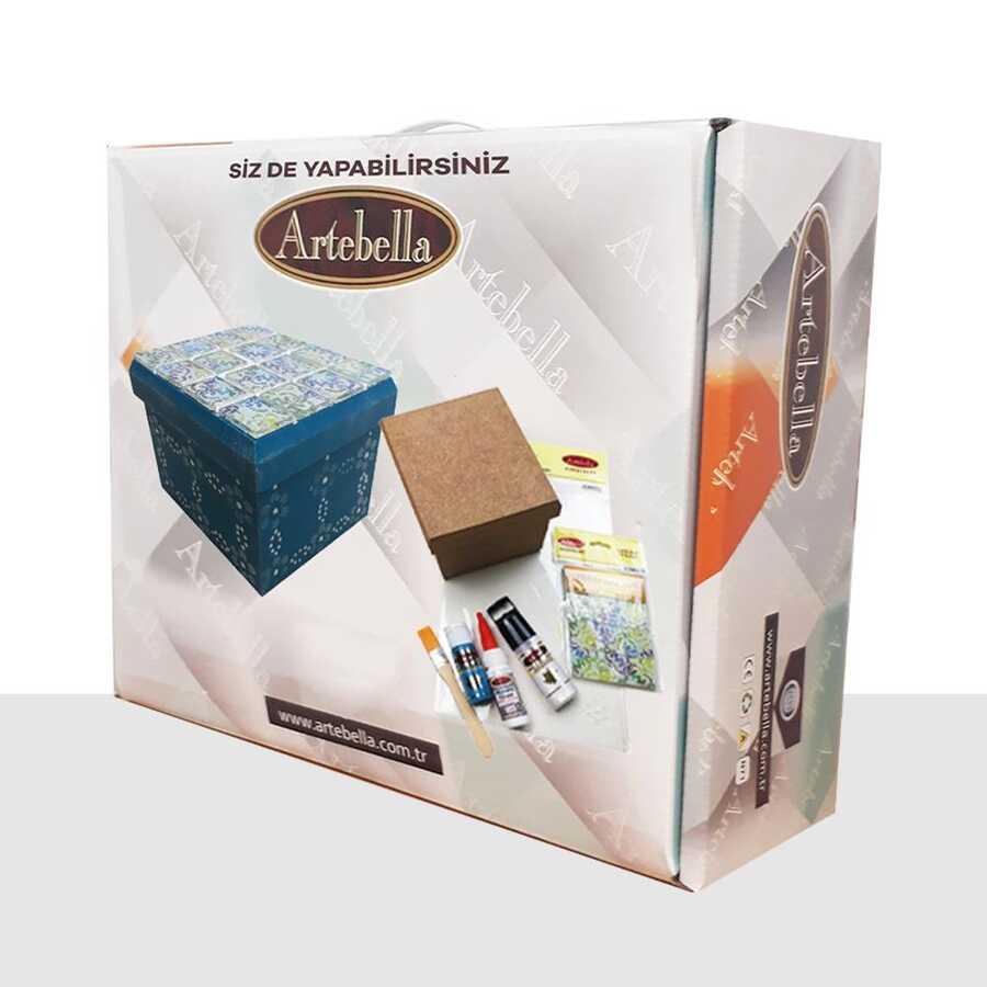 syst0011 sizde yapabilirsiniz set bahar 612094 14 B -Artebella Art & Craft Hobi ve Sanat Ürünleri
