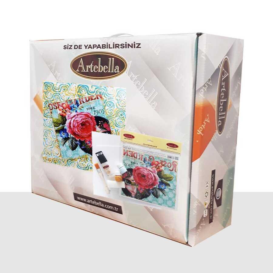 syst0013 sizde yapabilirsiniz set baharca 612108 14 B -Artebella Art & Craft Hobi ve Sanat Ürünleri