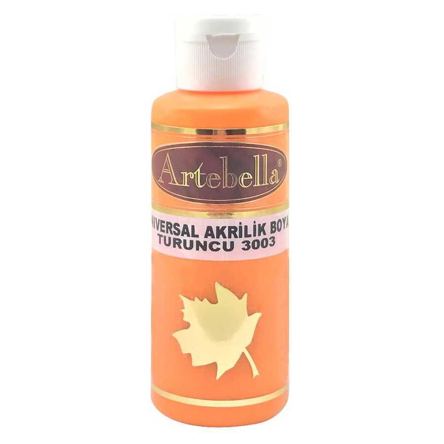 turuncu opak boya 130 cc 612452 12 B -Artebella Art & Craft Hobi ve Sanat Ürünleri